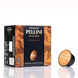 Pellini Intenso 100% Arabica 10X7,5 gr- Dolce Gusto съвместими