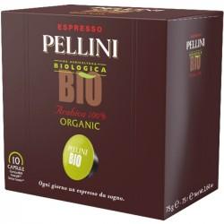 Pellini Bio 100% Arabica 10 X 7,5 g- Dolce Gusto съвместими