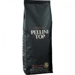 Pellini Top Arabica 100% 250 g зърна