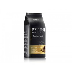 Pellini N3 Gran Aroma 100% Арабика, 1 кг зърна