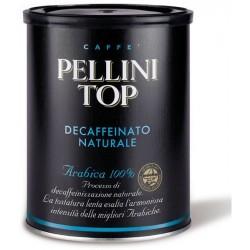 Pellini Top 100% Арабика без кофеин 250 г