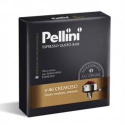 Pellini Gusto bar N46 Cremoso 2X250 г